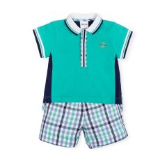Set Baieti cu T-shirt Polo
