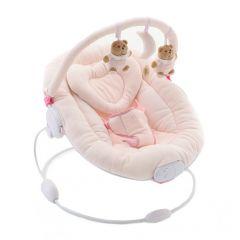 Balansoar Roz Puccio  pentru bebelusi de la firma Nanan