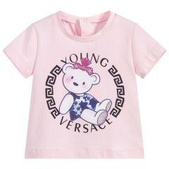 T-shirt Versace Fete