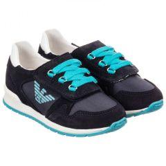 Sneakers Emporio Armani pentru Baieti