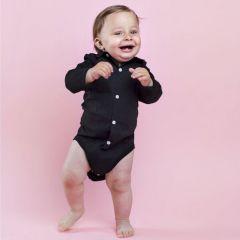 Body Baieti tip Black Tuxedo Tiny