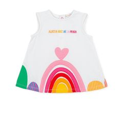 Rochita Vara Fete Rainbow, Agatha