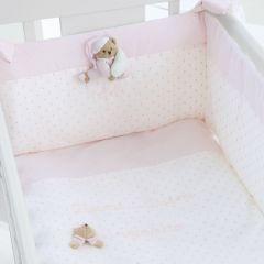 Set Pentru Patut  Mini Me Puccio Roz